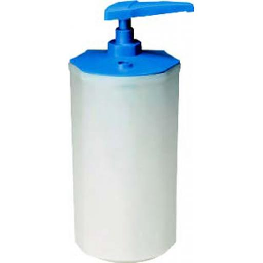 Wall mounted manual soap dispenser 3500ml