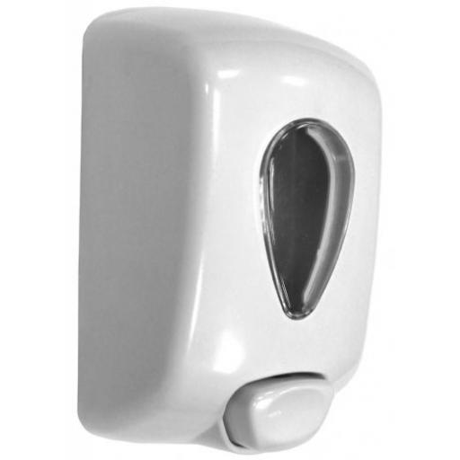 Manual wall mounted hand sanitizer and soap disenser 760ml