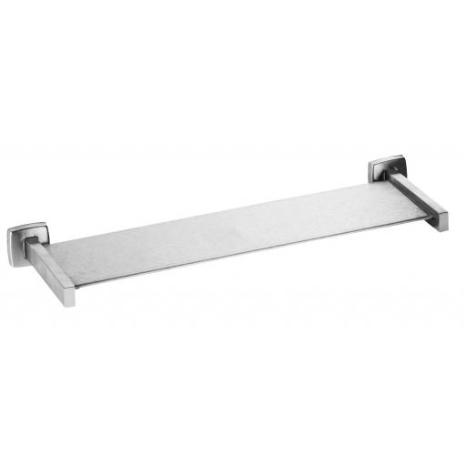 CLASSIC series stainless steel bathroom shelf & satin matt finish