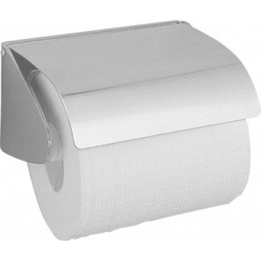 CLASSIC series toilet roll holder with satin matt finish