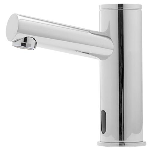 Airtap automatic counter top tap, chromed brass finish