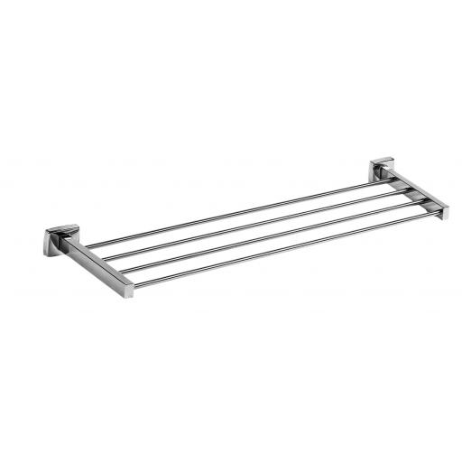 CLASSIC series towel rack & shelf 650mm