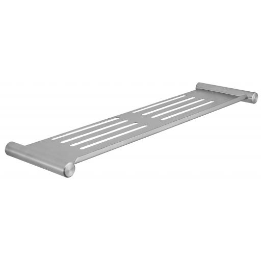 ROMA series single bathroom shelf 480mm long