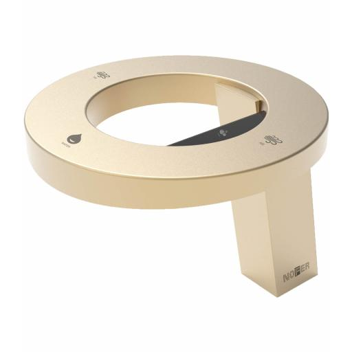 Concept3 automatic hand dryer, soap and water - Gold finish