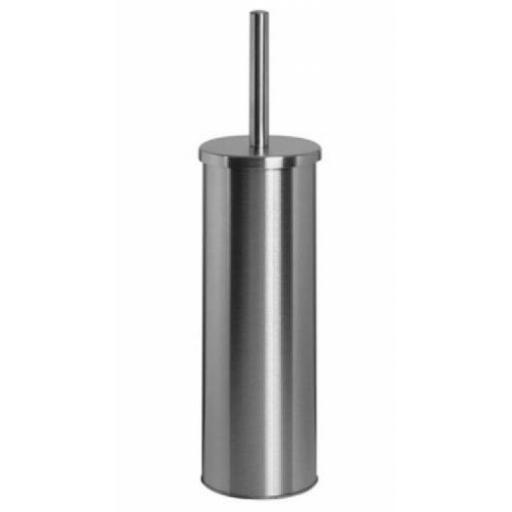 CLASSIC series toilet brush with holder and wall bracket & satin matt finish