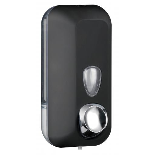 BLACK series wall soap dispenser 550ml