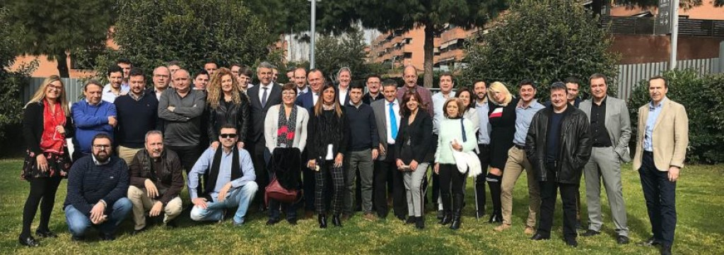 Nofer/Aparici group celebrates the yearly sales conference