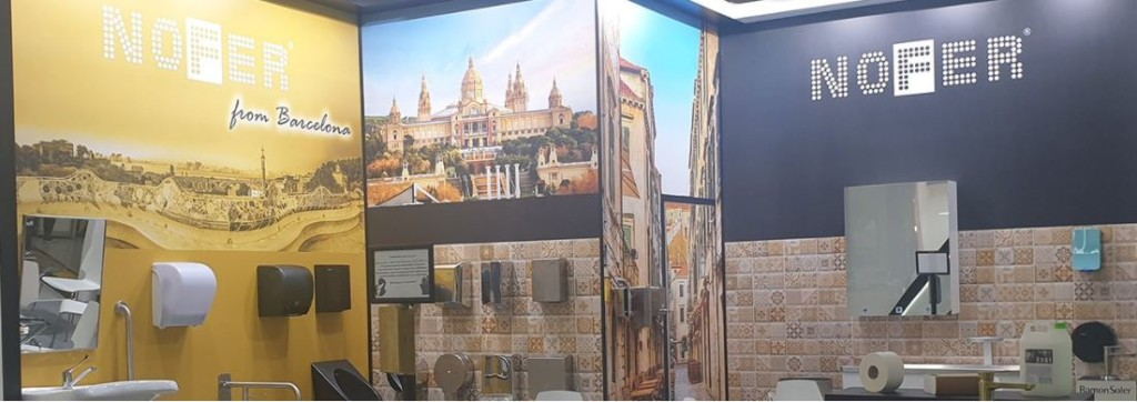 NOFER participates in the MAPIC show in Moscow