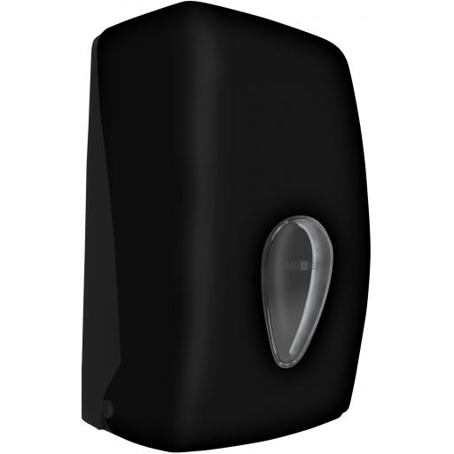 WICK center-pull mini paper towel dispener ABS black